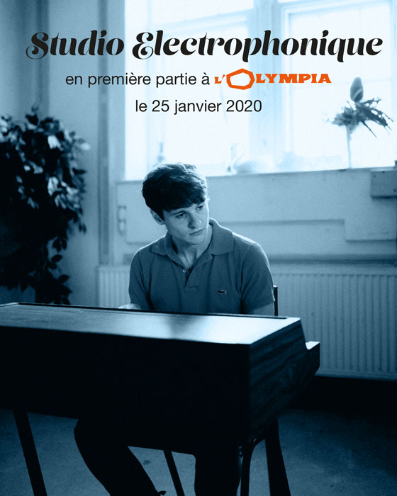 Etienne Daho - Edendahotour - Olympia