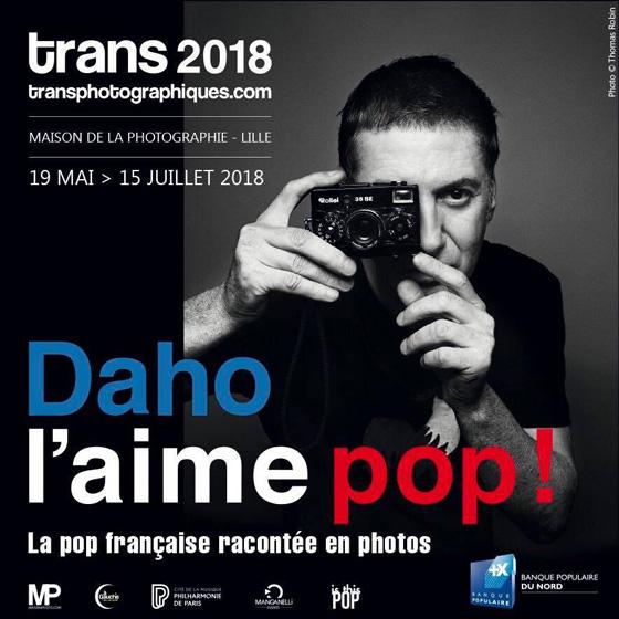 Etienne Daho - Exposition Daho l'aime pop ! - Lille