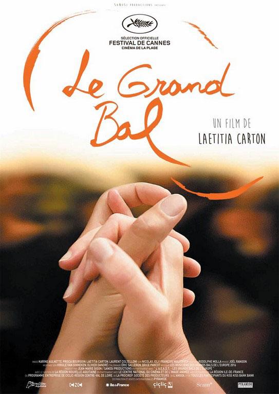 Etienne Daho - En Surface - Le Grand bal - Un film de Laetitia Carton