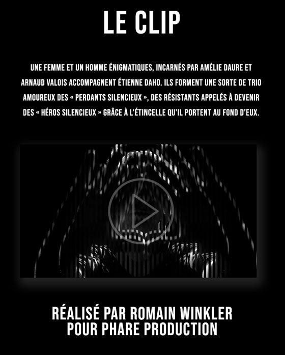 Etienne Daho - L'étincelle - Edition 45 Tours deluxe