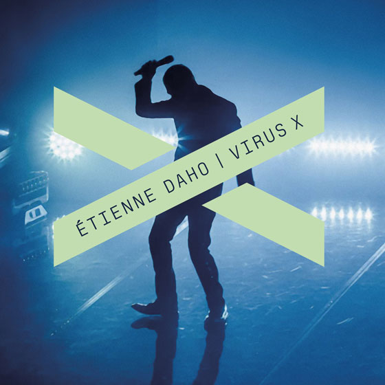 Etienne Daho - Virus X - Single