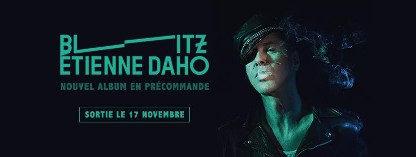 Etienne Daho - Blitz - Précommande