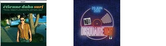 Etienne Daho - Album Surf - Disquaire Day