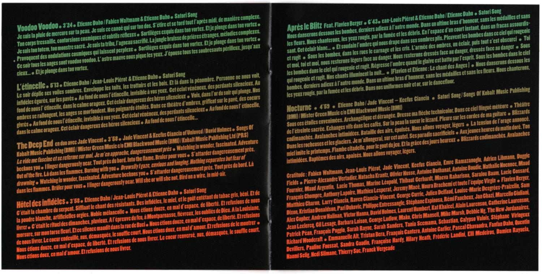 Livret intérieur page 6 et 7