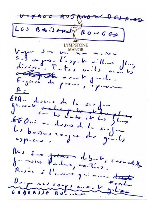 Notes d'Etienne, page 06