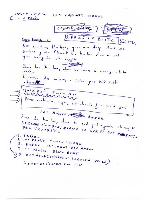 Notes d'Etienne, page 07