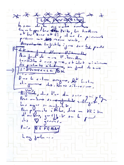 Notes d'Etienne, page 10