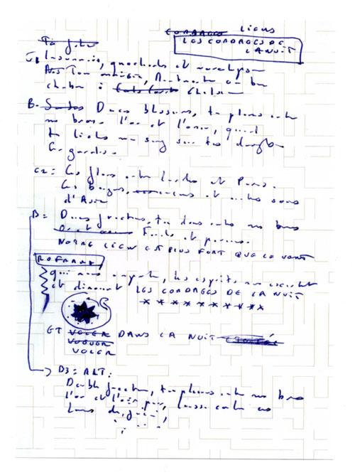 Notes d'Etienne, page 11