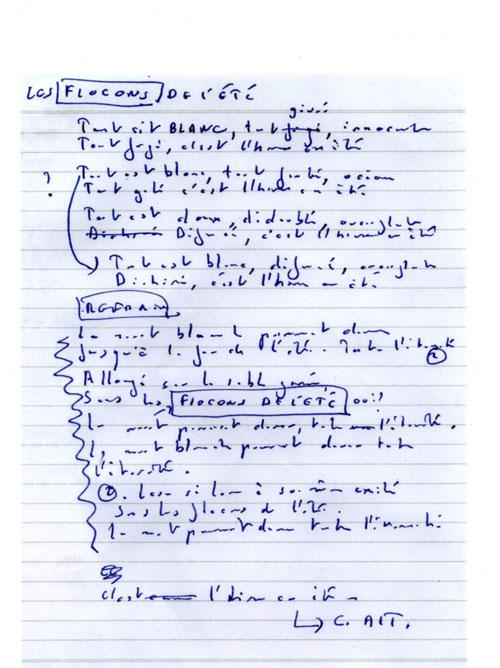 Notes d'Etienne, page 12