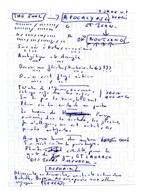Notes d'Etienne, page 14