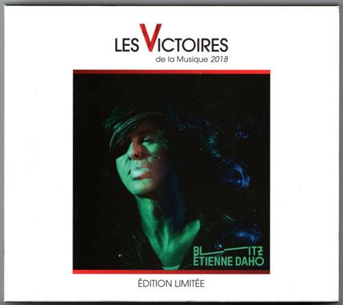 """Edition limitée """"Les Victoires de la Musique 2018"""" Coffret recto"""