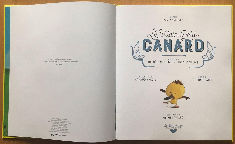 Livre pages 4 et 5