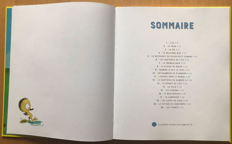 Livre pages 6 et 7