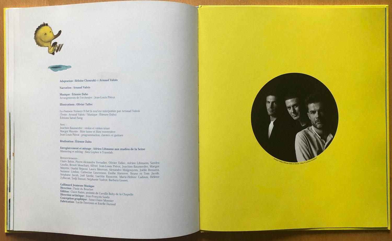 Livre pages 44 et 45