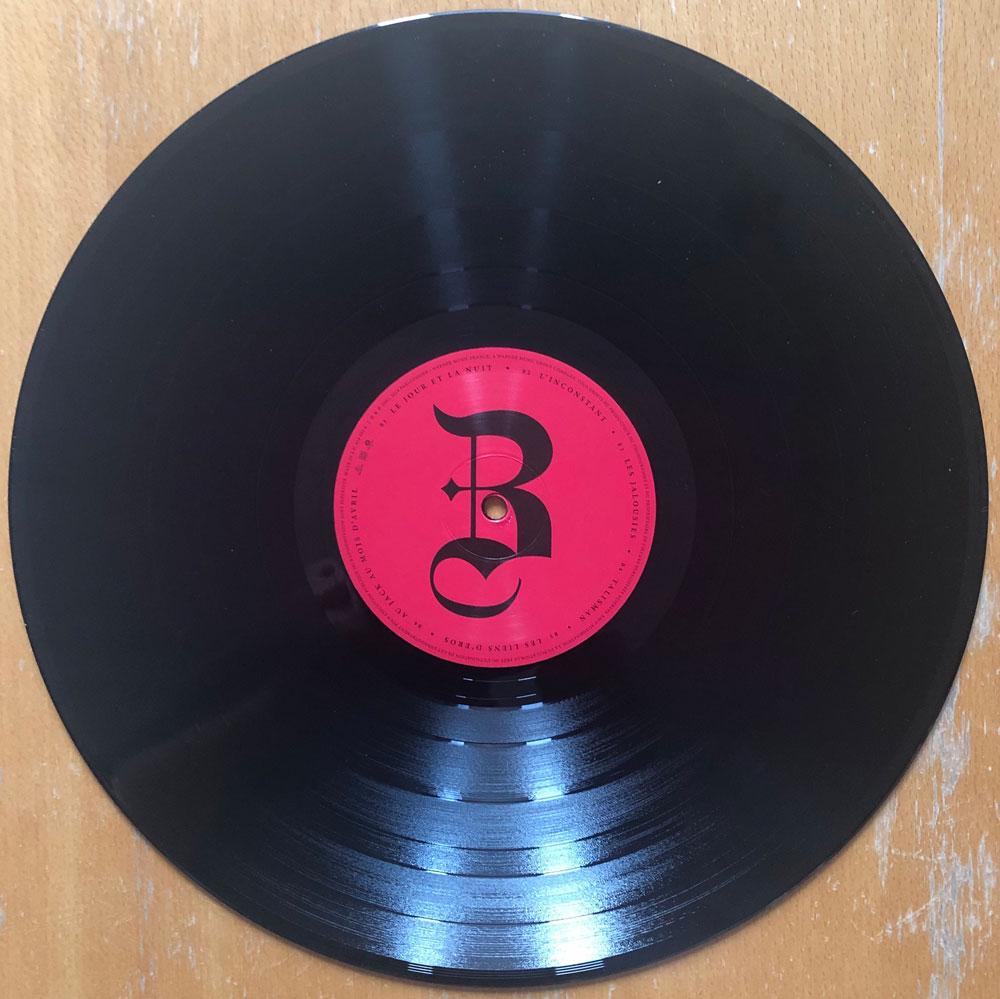 Vinyle face B