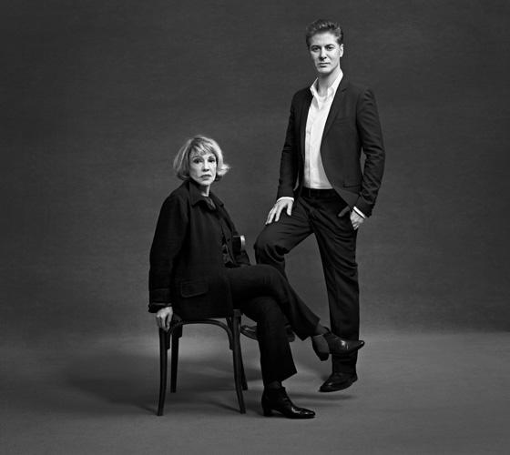Etienne Daho et Jeanne Moreau - Le condamné à mort - Karim Sadli
