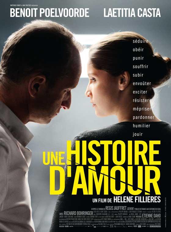 Une histoire d'amour, film de Hélène Fillières, musique d'Etienne Daho