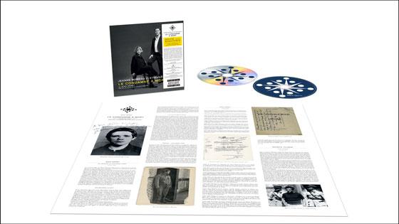Jeanne Moreau & Etienne Daho - Le condamné à mort - double cd