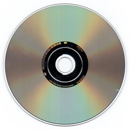 CD 1 verso
