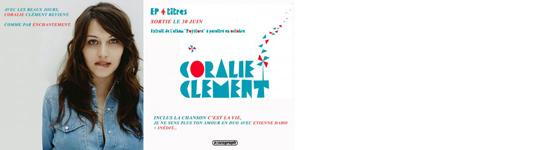 Coralie Clément - Je ne sens plus ton amour