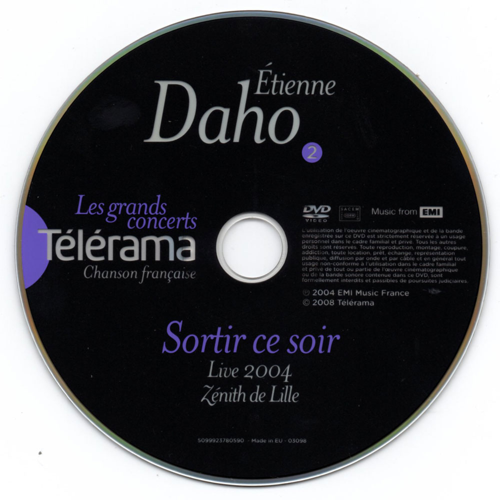 DVD recto