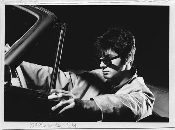 Sortir ce soir, 1983 <br /> Crédit : Richard Shroeder