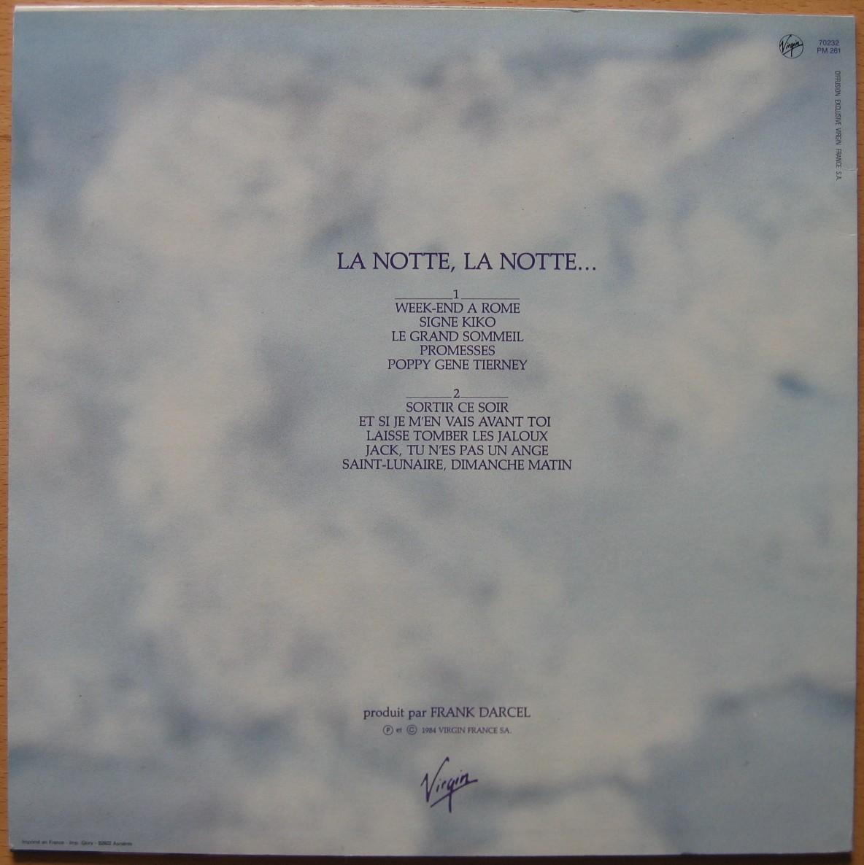 Pochette verso de la réédition avec modification en bas à gauche