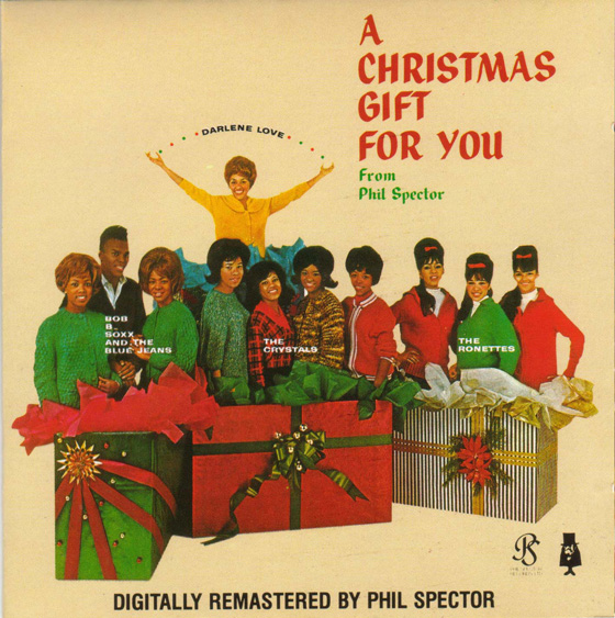 Phil Spector & Ronettes Christmas songs