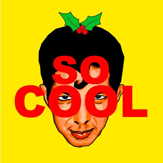 Etienne Daho - Duggie Fields - So Cool - Noël 2016