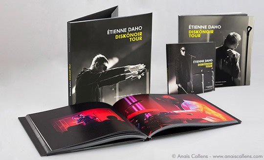 Dikonoir Tour - Livre de photos d'Anais Callens