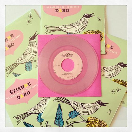 Etienne Daho - Les chansons de l'innocence