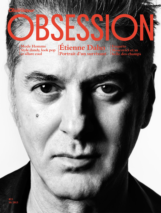 Etienne Daho - Obsession - octobre 2013