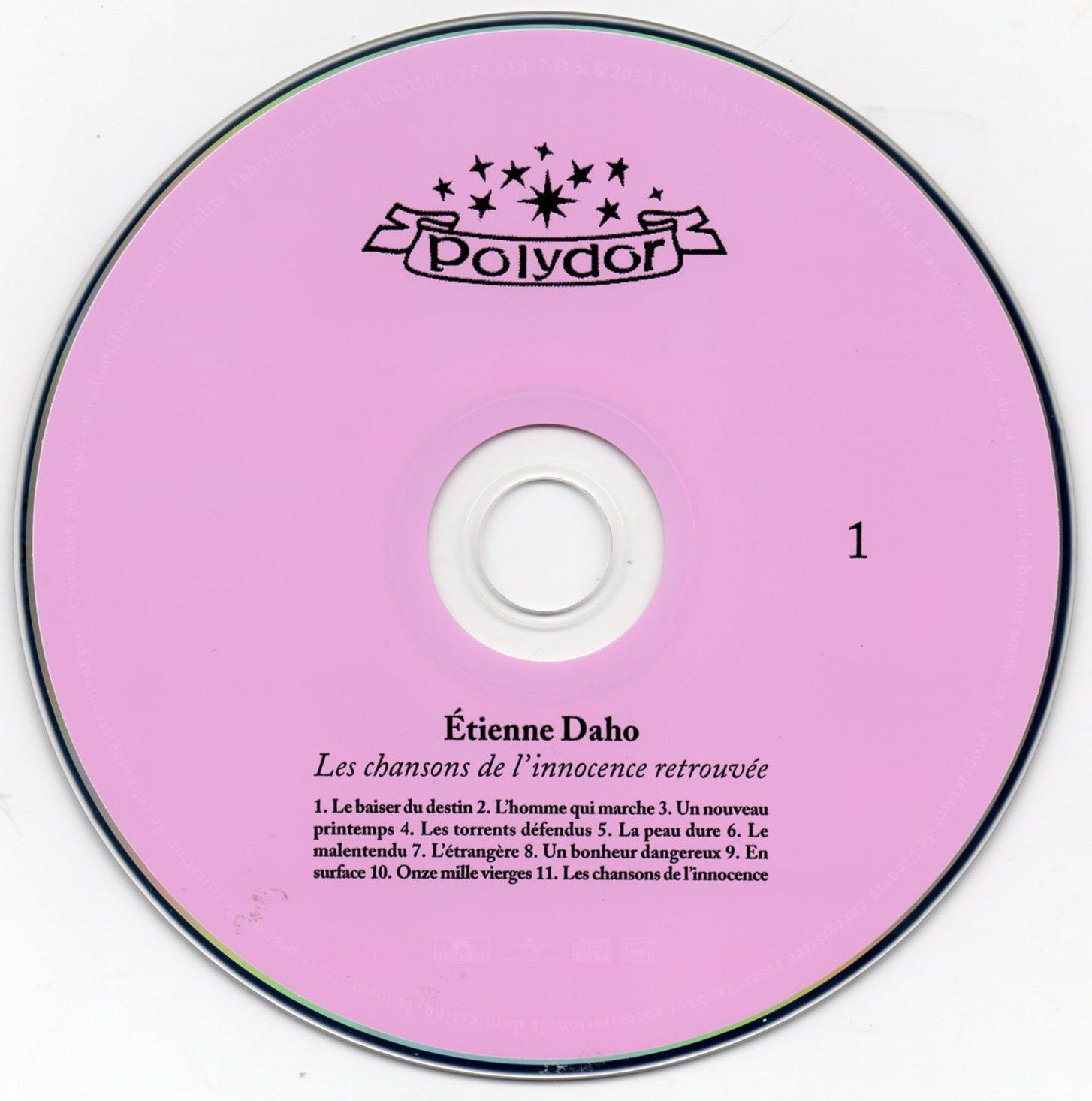 CD 1 recto , 11 titres