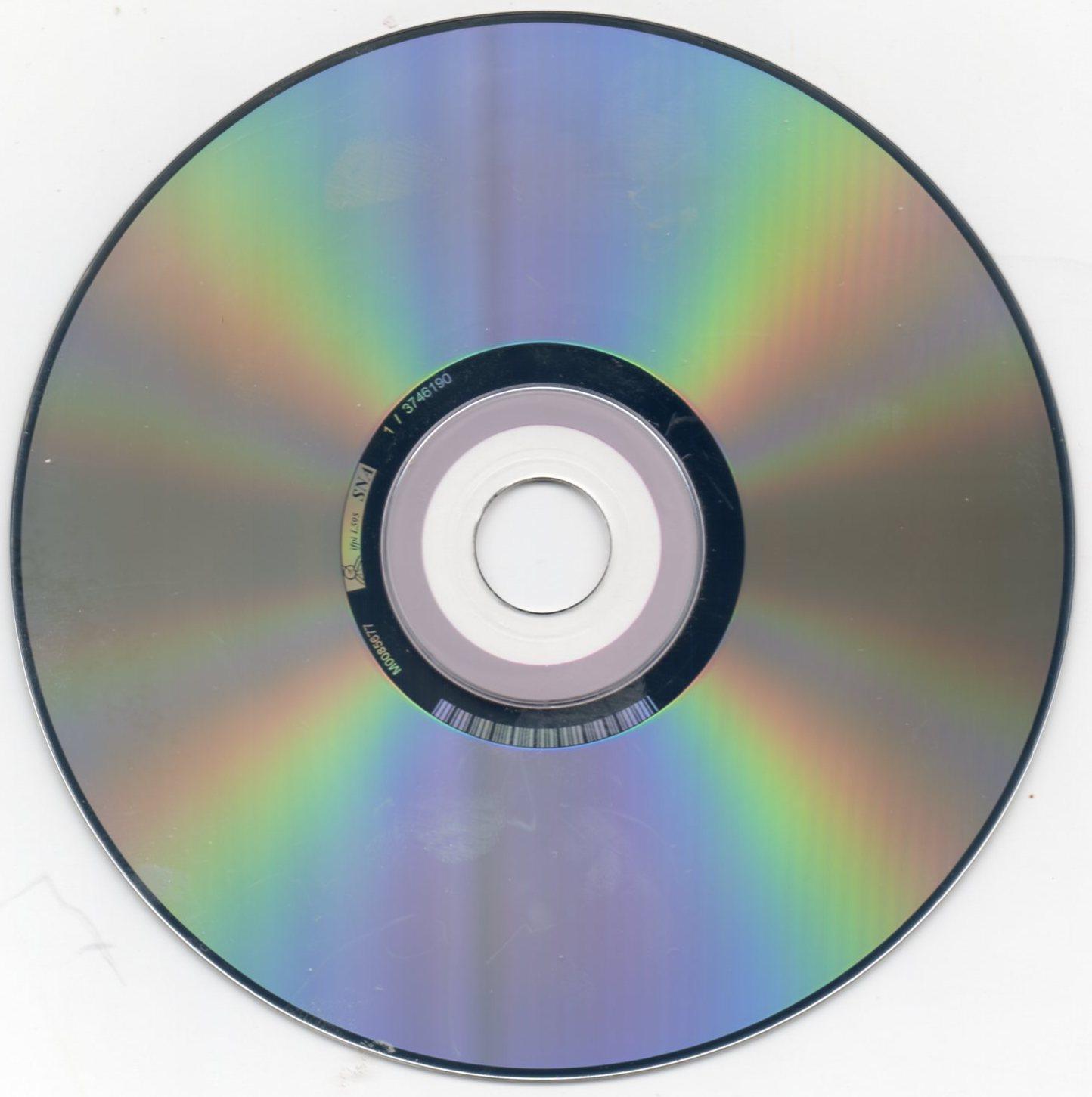 CD 3 verso