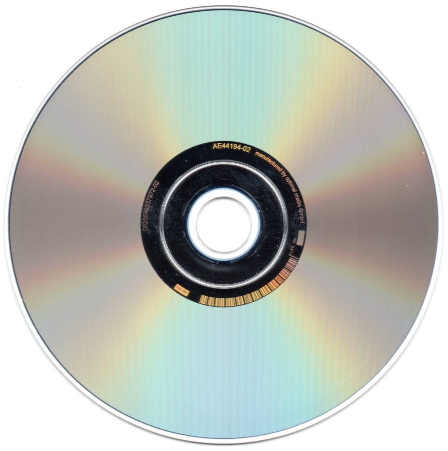 CD 2 verso