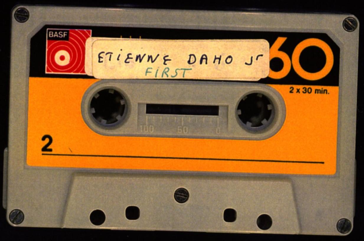 Cassette Face A