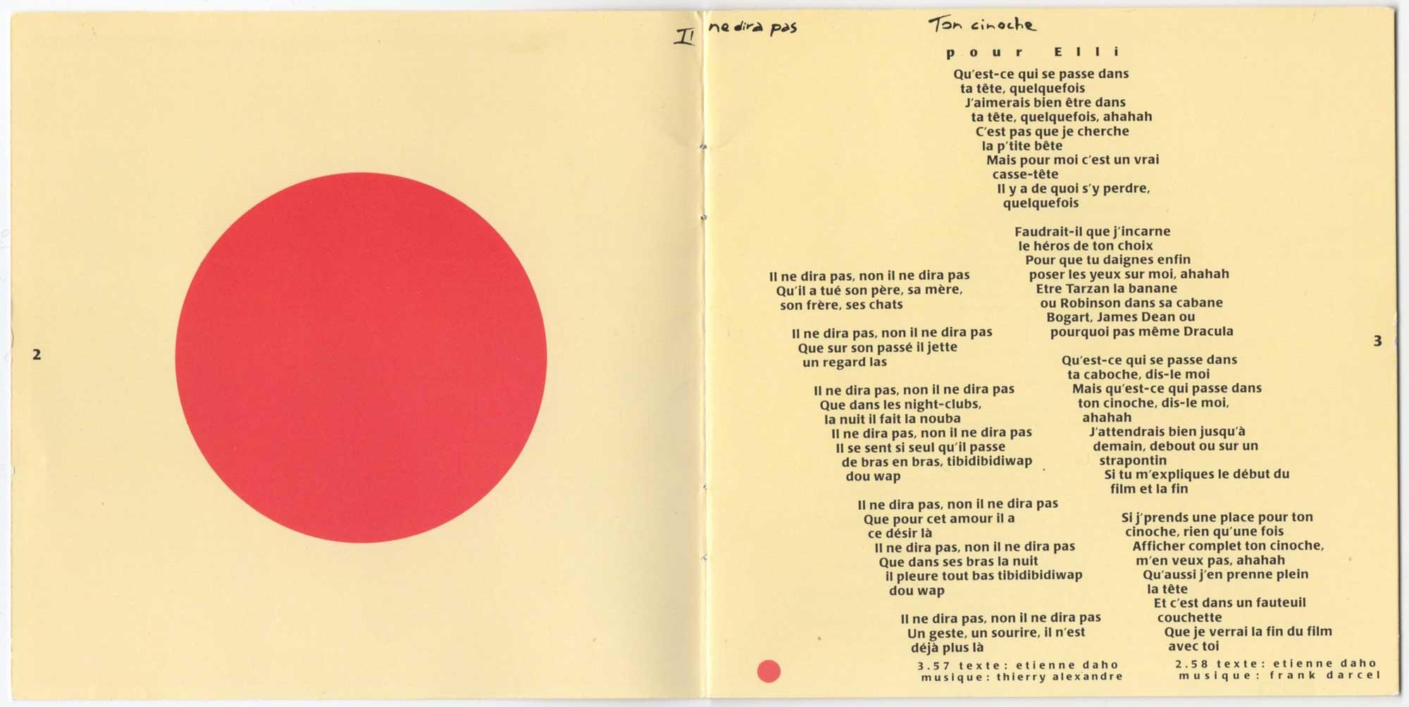 Livret page 2-3
