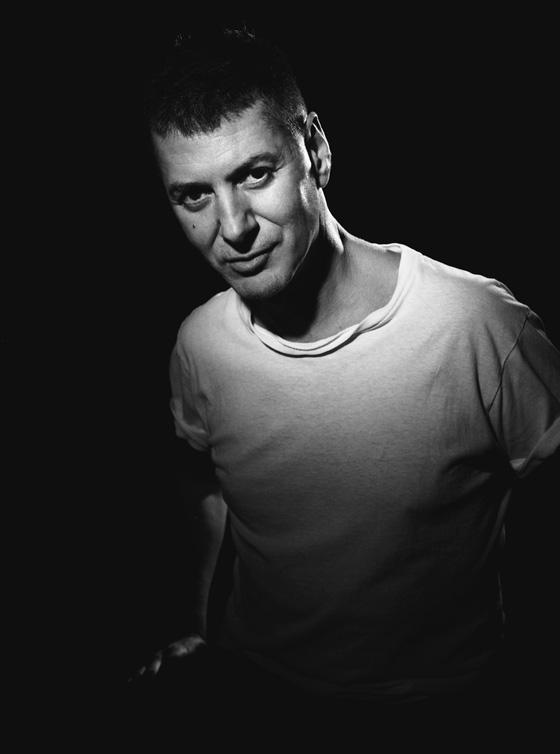 Etienne Daho - Crédit Frédérique Veysset