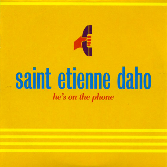 Etienne Daho - Résérection - He's on the phone - novembre 2016