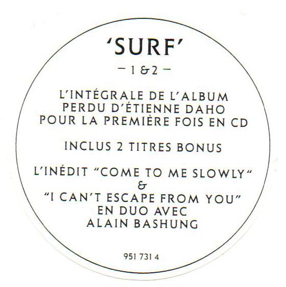 Stick Surf 1&2 diamètre 55 mm
