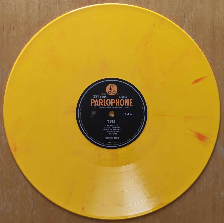 Vinyle Side A