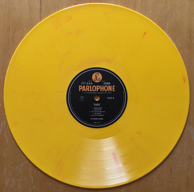 Vinyle Side B