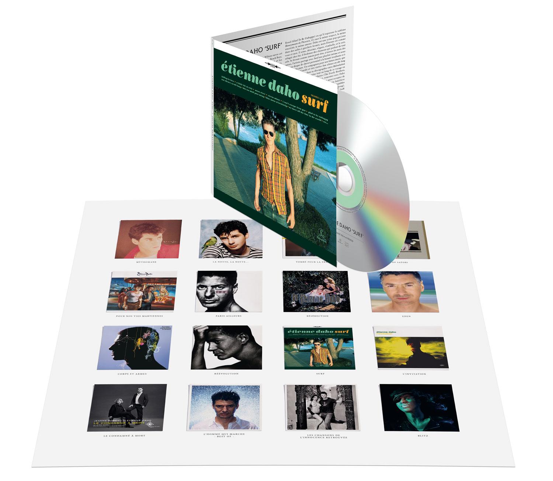 Album Deluxe Remastered vue 3D