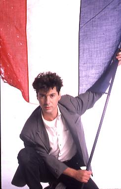 1985, Tombé pour la France, Crédits : Pierre Terrasson