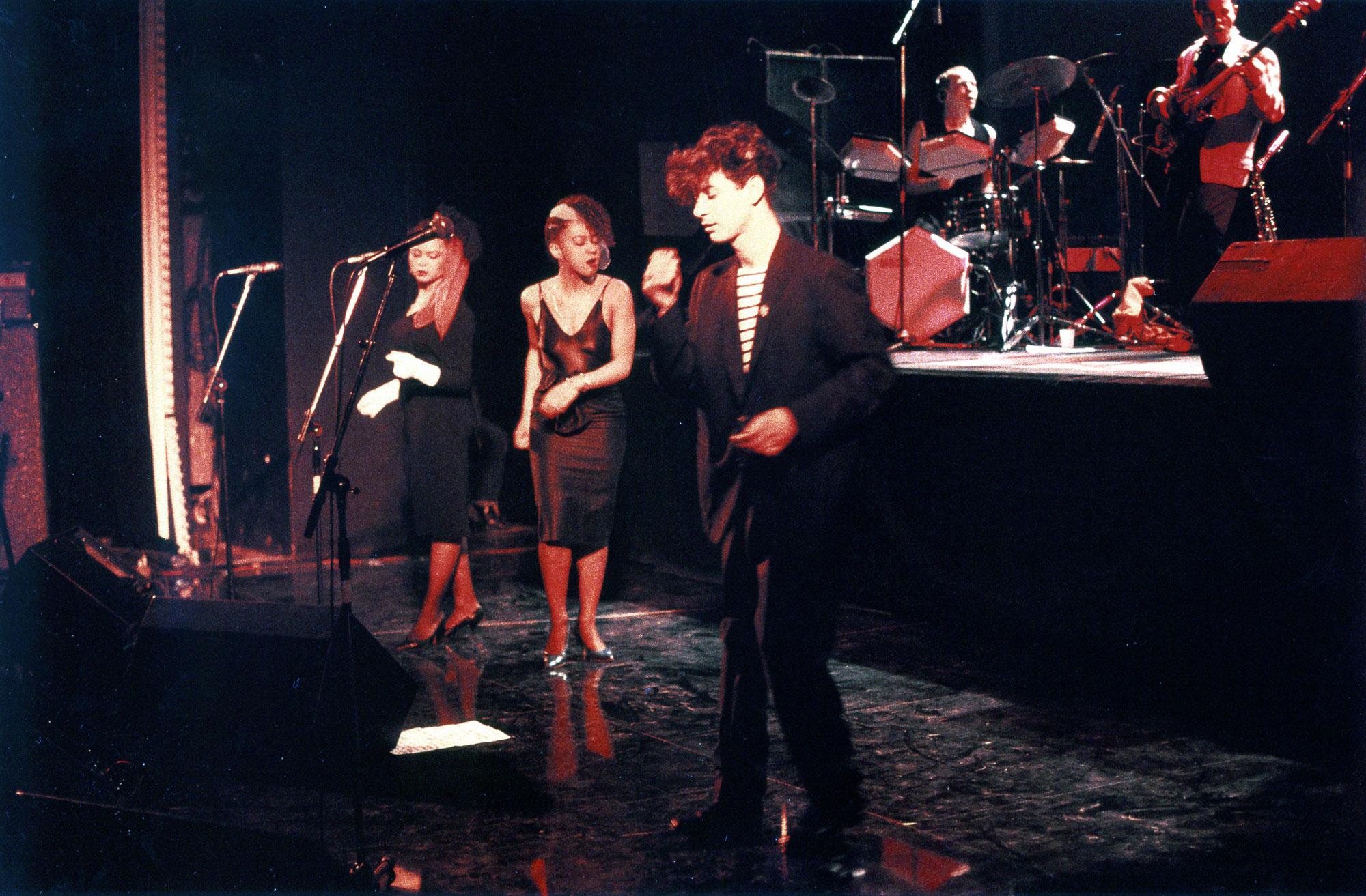 Olympia, 13 mars 1985</br> Crédits : Pierre René-Worms