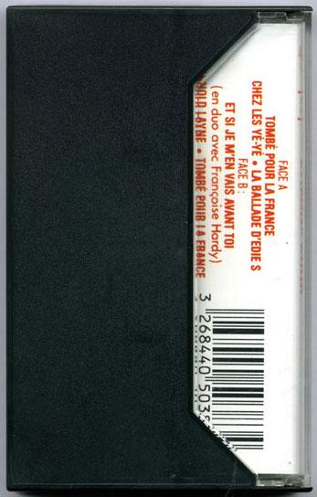 Cassette verso
