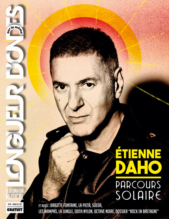 Etienne Daho - Longueur d'ondes
