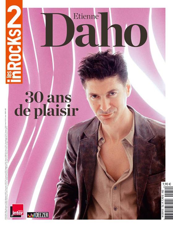 Etienne Daho - Les Inrocks Hors Série 15 novembre 2013