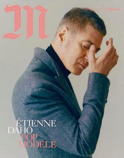 M Le Monde Etienne Daho