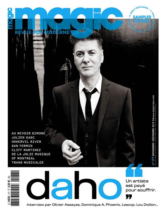 Etienne Daho - Magic novembre 2013